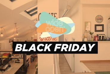 Black Friday Wide Open coworking